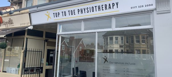 Top to Toe Physio